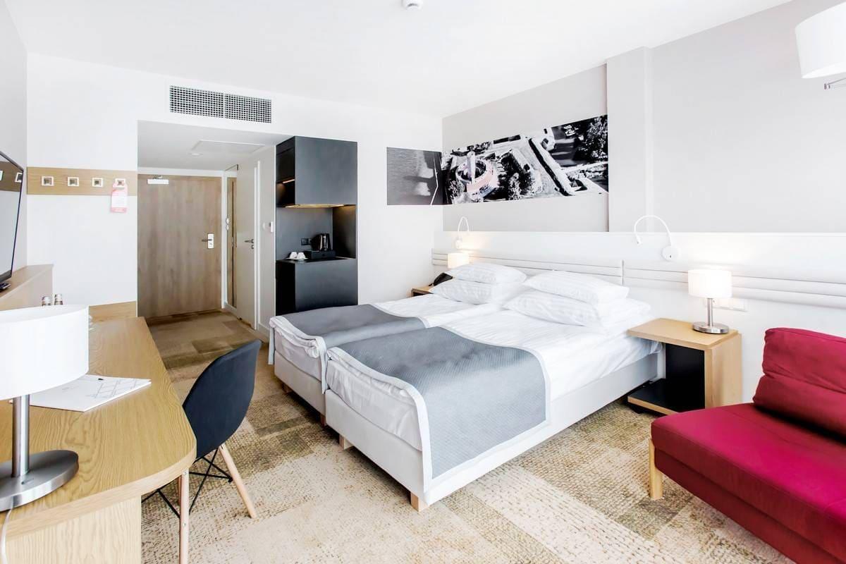 hotel z sauną w gdańsku