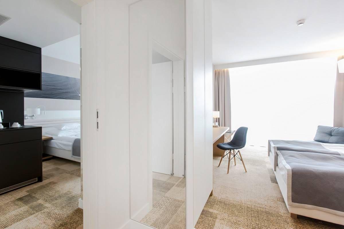 hotel z salą bankietową gdańsk