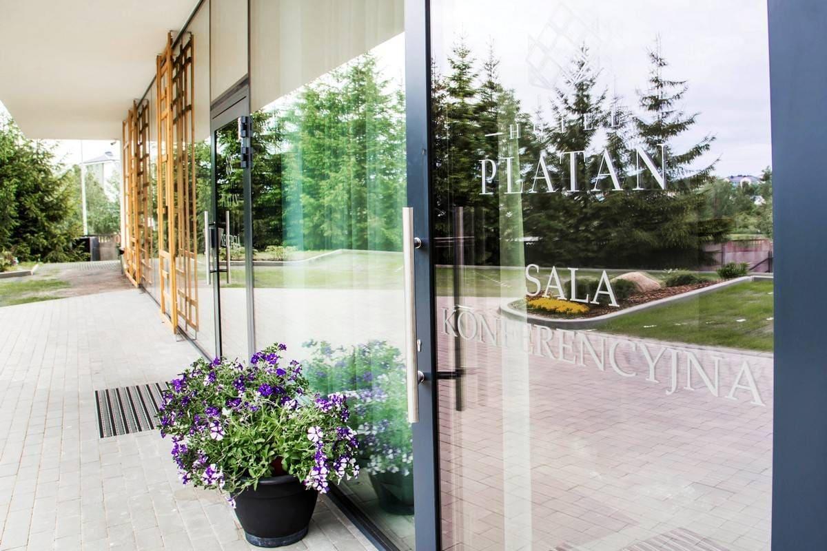 hotel z sauną w gdańsku hotel biznesowy gdańsk Platan